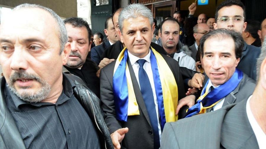 Mohcine Belabbès RCD