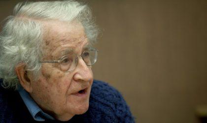 Noam Shomsky reconnaît avoir été manipulé par les islamistes de Rachad