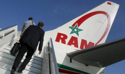 Affaire RAM : les médias marocains crient à l'ingérence des pilotes algériens