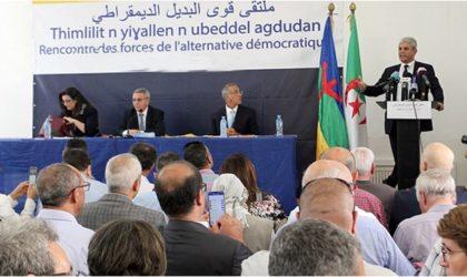 Le PAD : «La révision de la Constitution ne constitue pas une solution durable à la grave crise politique»