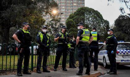 Australie : heurts entre police et manifestants anticonfinement à Melbourne