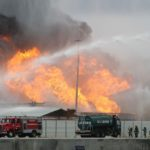 explosion El-Hamiz