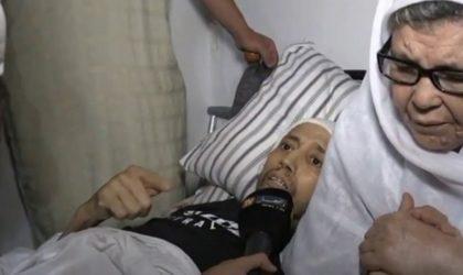 Mohamed Ziat rend l'âme : honteuse récupération du malheur d'un Algérien