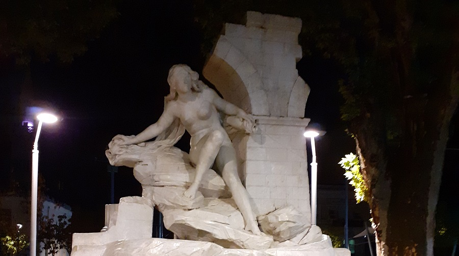statue Sétif
