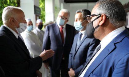 Zekri à Darmanin : «Il faut construire une relation apaisée entre l'islam et la France»