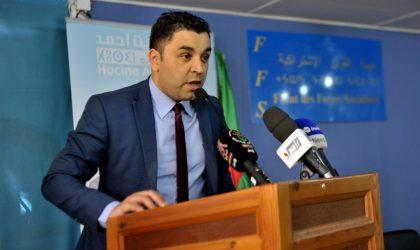 Le FFS dénonce l'«occupation illégale» de son siège national