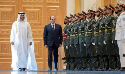 Comment Ben Zayed a donné un coup de poignard dans le dos d'Al-Sissi