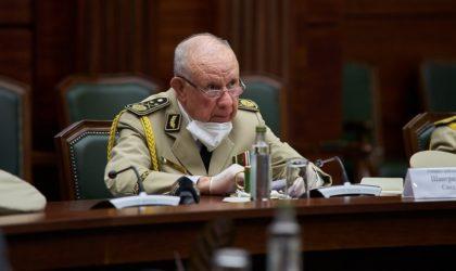 Le chef d'état-major de l'armée met en garde les «aventuriers» du MAK et de Rachad
