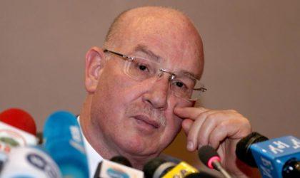 Rabat échoue à imposer un Marocain à la place de l'Algérien Smaïl Chergui