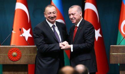 Le président va-t-en-guerre Erdogan transforme l'Azerbaïdjan en un Etat paria