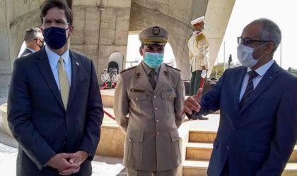 Ce qu'Al-Jazeera sait sur la visite éclair du chef du Pentagone en Algérie