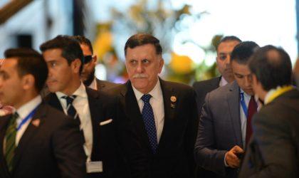 Fayez Al-Sarraj à Rome pour un nouveau départ des relations avec l'Italie
