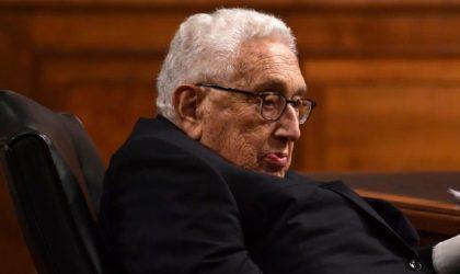 L'Américain Kissinger annonce une troisième guerre mondiale imminente