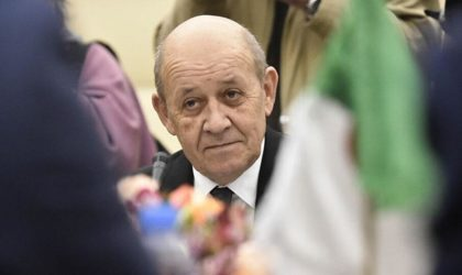 La raison de la visite de Jean-Yves Le Drian en Algérie selon un média russe