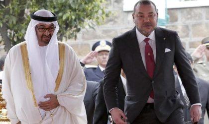 L'Emirati Ben Zayed sous-traite pour le compte de l'Etat hébreu à nos frontières