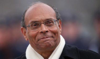 Mouvement de contestation populaire algérien : le Tunisien Marzouki s'en mêle