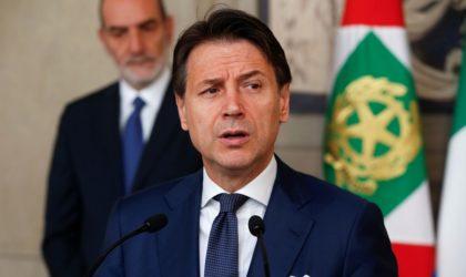Les trois dossiers que le Premier ministre italien voudra aborder avec Joe Biden