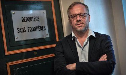 Le journaliste Jacques-Marie Bourget dézingue RSF, Ménard et Deloire