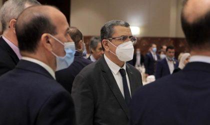 Une note exceptionnelle de Djerad aux ministres sur fond de graves menaces