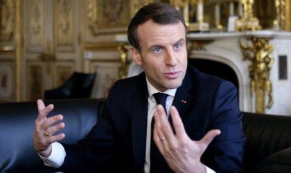 Macron : «L'Afrique ne peut pas réussir sans que l'Algérie réussisse !»