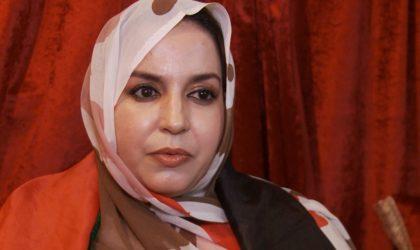 Sultana Khaya nominée pour le prix Sakharov du Parlement européen