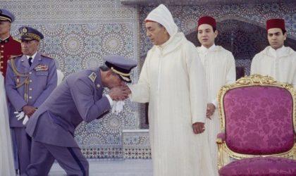 Révélation : quand le roi du Maroc vend les Arabes à Israël pour sauver le trône