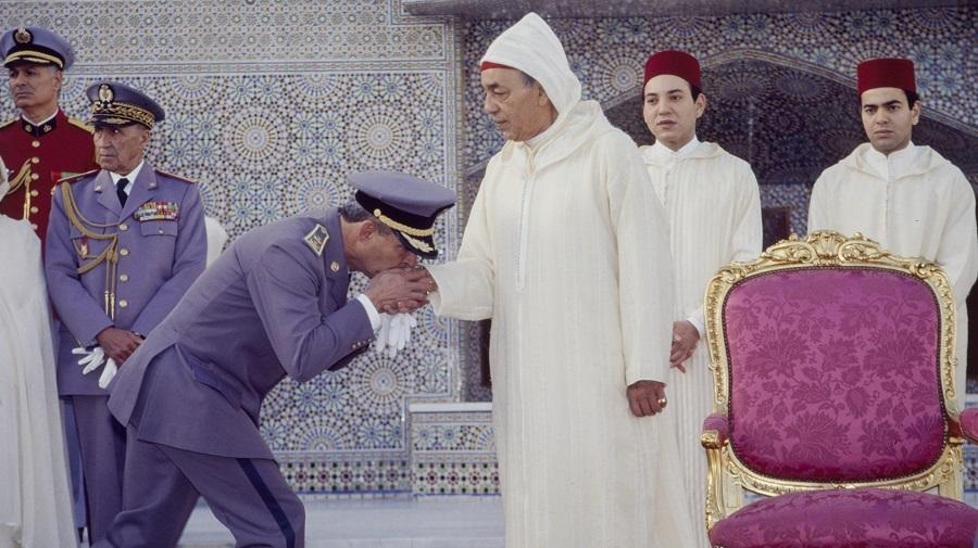 Hassan II Mossad