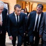Macron guéguerre