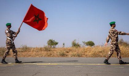 Guergarate : géopolitique de convoitise d'inspiration impériale et califale
