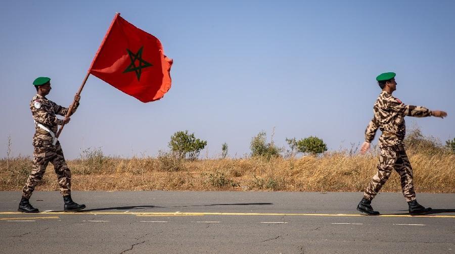 Maroc Guergarate