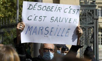 Couvre-feu en France : prémices d'une désobéissance civile le 14 novembre