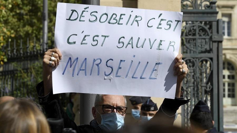 Marseille 14 novembre