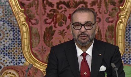 Le discours du roi du Maroc regorge de falsification des faits