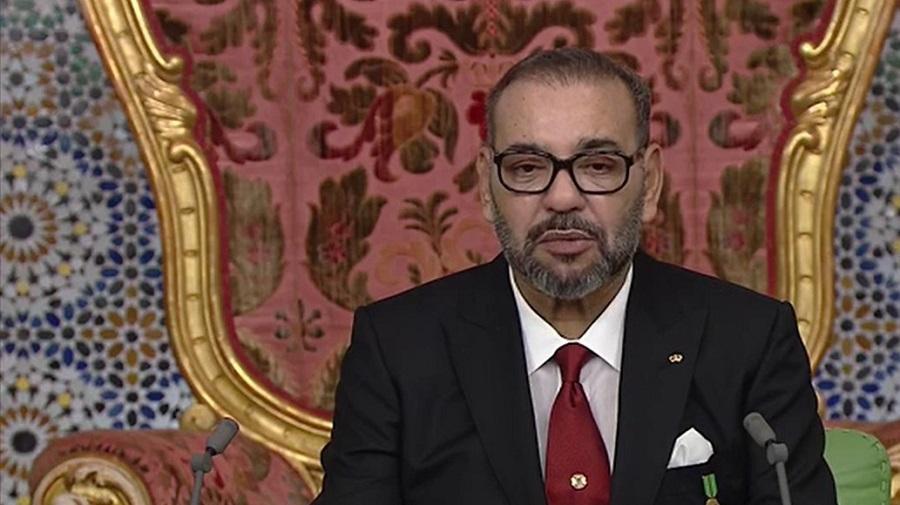 Mohamed VI gouvernement sahraoui