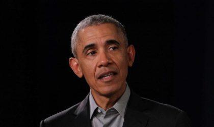 L'Algérie et le «printemps arabe» : les confessions de l'ex-président Obama
