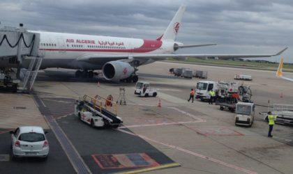 Reprise des vols entre l'Algérie et la France le 27 décembre prochain