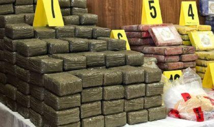 La crise à Guergarate a pour «enjeu» l'extension du trafic marocain de stupéfiants