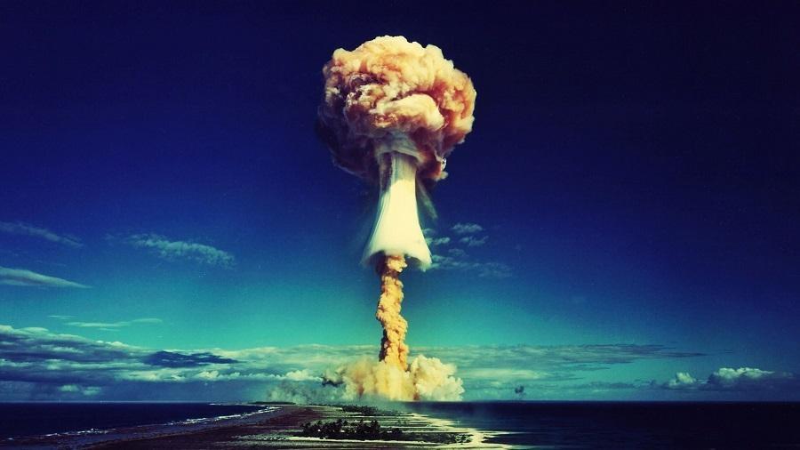 nucléaire Gerboise bleue-
