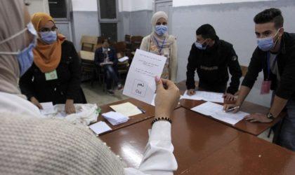 Référendum sur la Constitution : le «oui» l'emporte malgré un taux d'abstention historique