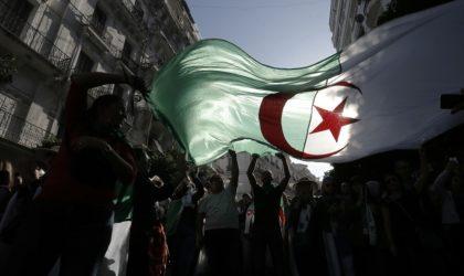 L'Algérie a besoin d'un nouveau contrat politique et social entre la nation et l'Etat