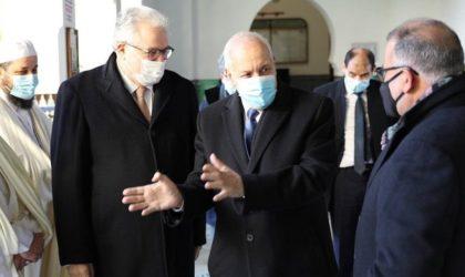 Soutiens à notre ambassadeur après sa déclaration sur la Mosquée de Paris
