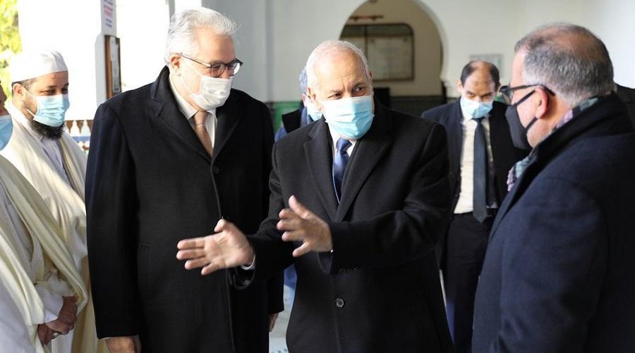 Daoud ambassadeur d'Algérie