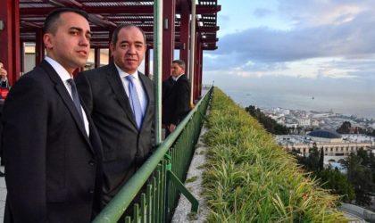 Ce que le ministre Luigi Di Maio va discuter avec ses interlocuteurs à Alger
