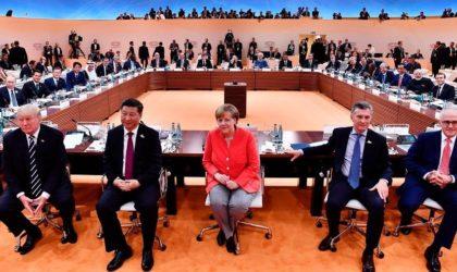 Covid-19 : un paravent pour justifier l'effondrement de l'économie mondiale
