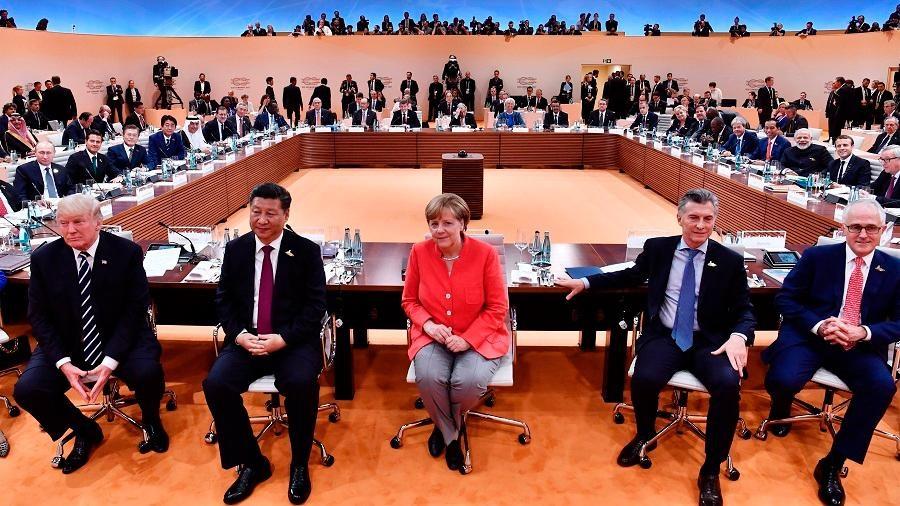 G20 virus à couronne