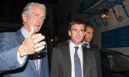 L'ambassadeur français à Alger François Gouyette : du tapis rouge à la guillotine