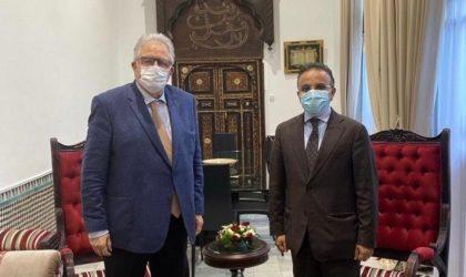 Un responsable des services saoudiens chez Hafiz : que se trame-t-il à Paris ?