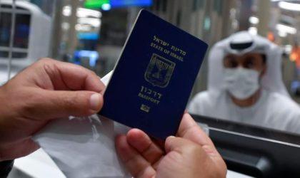 Les Emirats bannissent les Algériens et accueillent 50 000 Israéliens sans visa