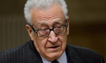Brahimi : «Les Etats-Unis ont commis une grave injustice envers Lamamra»