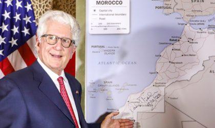 David T. Fischer : un ancien vendeur de voitures bombardé ambassadeur au Maroc